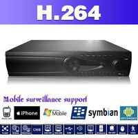 DVR6116K-EL CCTV cloud DVR Security realtime DVR H.264 DVR, 3G& wifi, HDMI