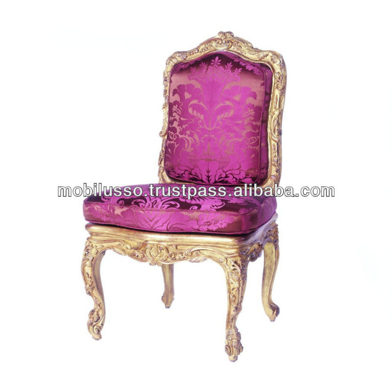 Louis XV dining chair - French Classic Carved Chairs