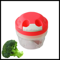 Extensible Easy Clean Manual Food Chopper Portable Vegetable Chopper Handy Onion Chopper