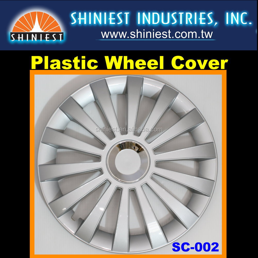 MADE IN TAIWAN High Quality your Best Choice of Car Wheel SC-002 13 inch PP Wheel Covers