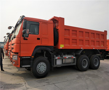 China truck dump truck load of sand sale