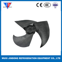 axial flow fan blade of air conditioner