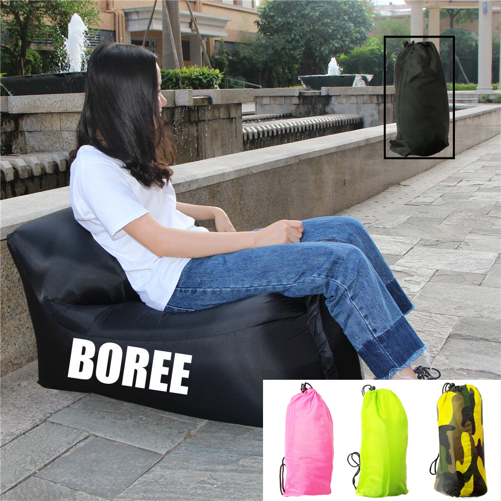 Inflatable Durable Air Sofa High Quality 3 Season Outdoor Product Wholesale
