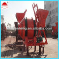 Self Loading Concrete Mixer from leading supplier in Xingyang, hometown of concrete machinery