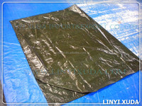 China pe tarpaulin factory hot sale 2x2m waterproof tarpaulin with very competitive prices