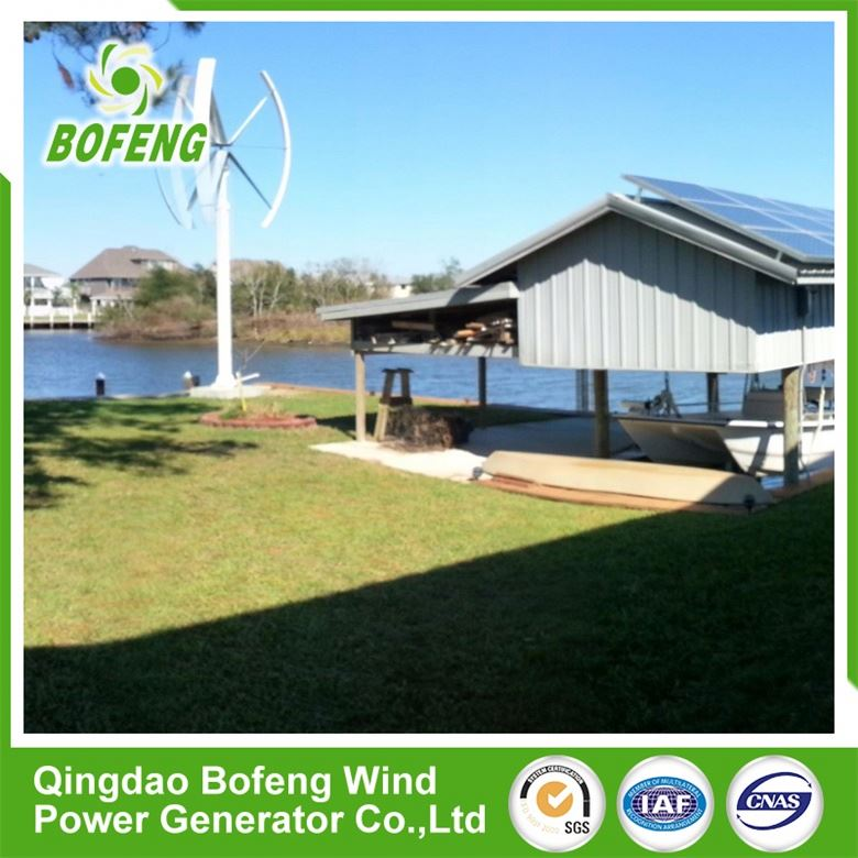 Professional durable pv wind solar energy hybrid systems home