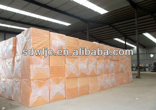 Fireproof thermal insulation phenolic foam material