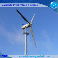 Brushless electric motor 30kw wind turbine price
