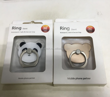 2018 Phone Ring Stand OEM Hand Holder Panda Ring Holder
