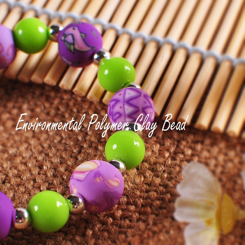 Top Sale Product Polymer style Clay Accessories For Girls