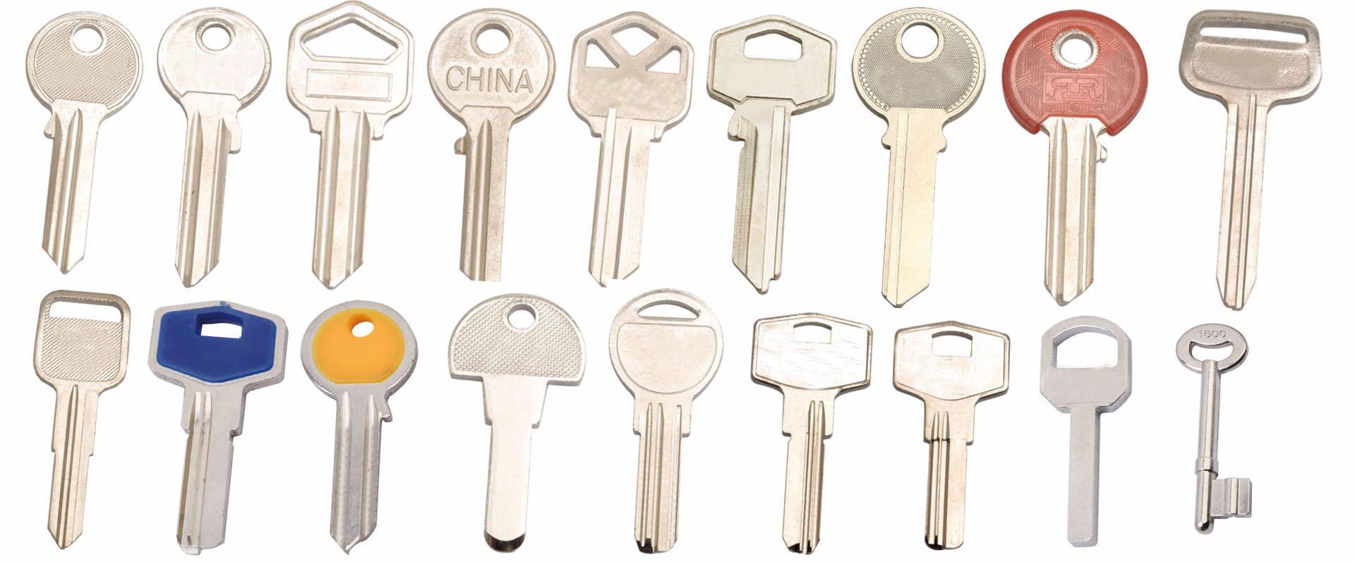 House key blanks