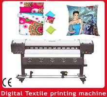 polyester canvas sublimation printer printing machine price