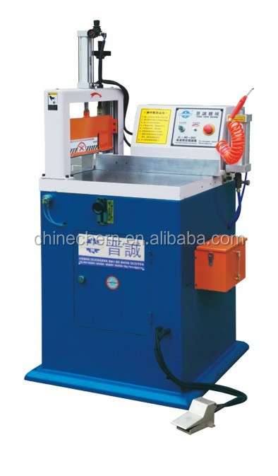 Small Aluminum pipe angle sawing machine