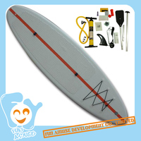 "summer hot water sports inflatable sup paddle board 10'10"" 3.3m"