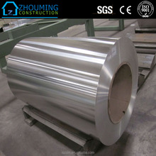 PPGL colorful pre-painted Galvalume Alumzinc aluminum galvanized steel coil sheet corrugated metal roofing sheet