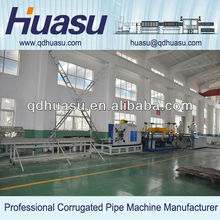 PE Double Wall Corrugated Pipe Production Line/Machinery