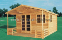 cheap prefabricated wooden house garden house