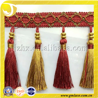 China Halloween Costume of Cotton Curtains Tassel Fringe