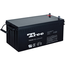 Reliable Quality 12V 200Ah Agm Deep Cycle Battery Marine Battery