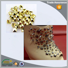 nickel lead free plating color metal rivets and eyelets for shoes