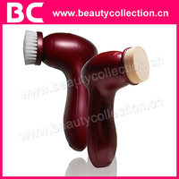 BC-0612 Multi-Function Battery Operated Rotary Mini Facial Brush