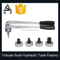 Manual Pump 8000 PSI Grease Gun Lever Action Mechanic DIY Service Hand Tools