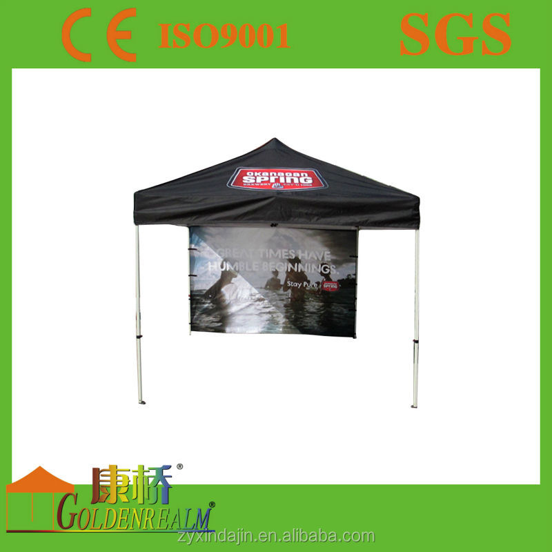 Heavy duty advertising 10ft size camping use family camping outdoor play canopy tent