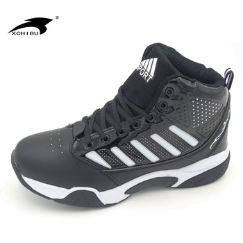 Professional design resistant cheap basketball sports shoes for men