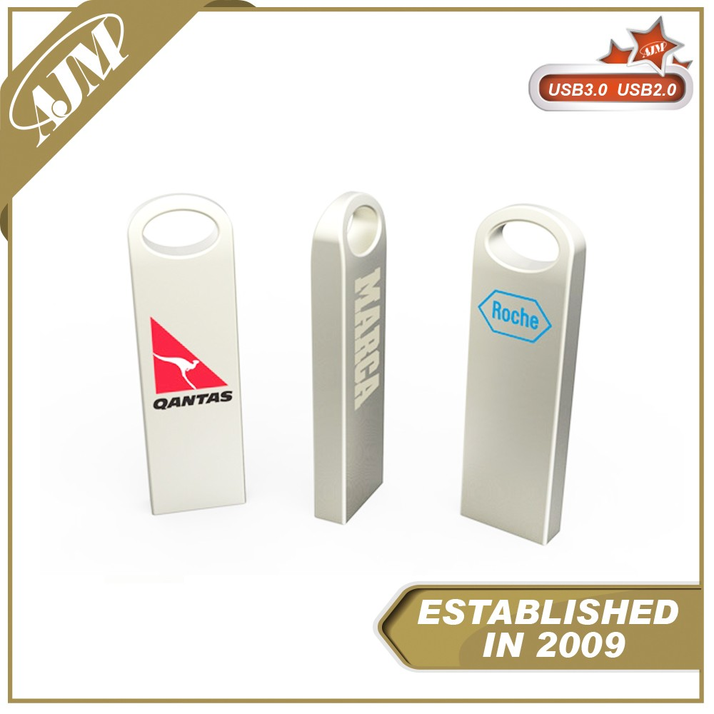 promotion cheap metal usb flash drive wholesale promotional items tipping with usb drive