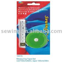 D&D zhejiang craft factory product Measuring Tape Set Roll(No15015)