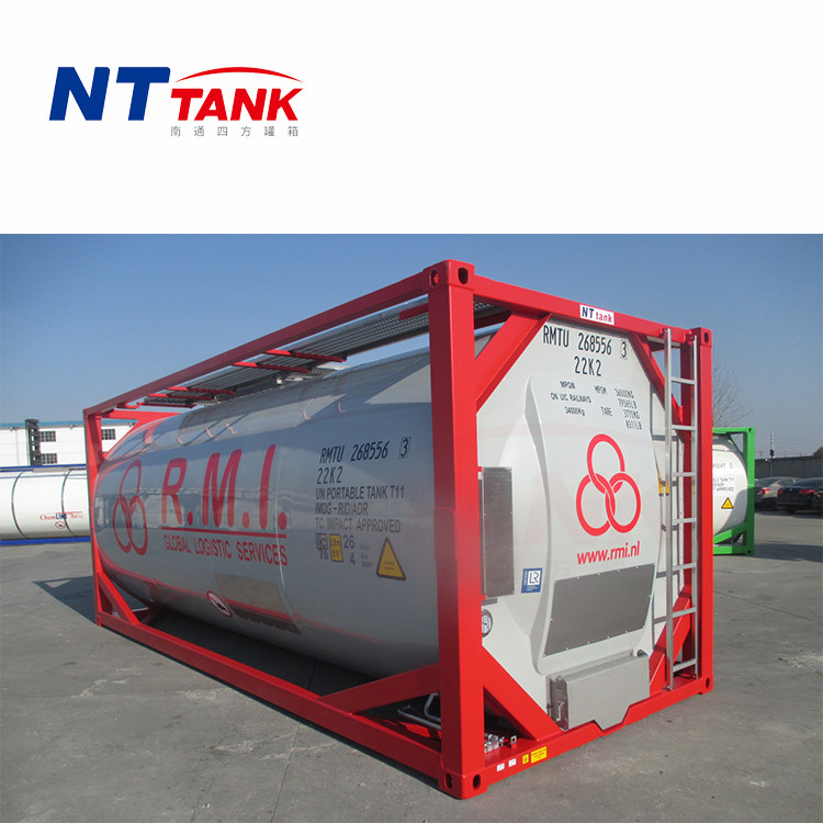 Stainless widely used refrigerated portable milk water tanks prices