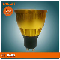 3W/5W/7W/9W Gu12 2700K 3000K Warm White Spot Lamp Led