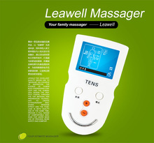 improve skin texture unit tens gel pads heat physiotherapy slimming massage tools