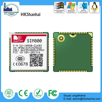 Low power consumption quad-band sim800 simcom gsm gprs module