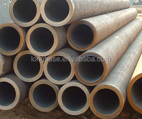ASTM1045 hot rolled seamless steel pipe from liaocheng factory china