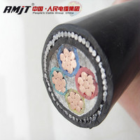 120mm 240mm xlpe 4 core armoured power cable