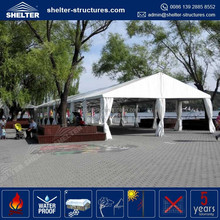 Tenda Roder Untuk Pertunjukan party tent for wedding water proof PVC cover