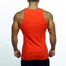 Custom mens gym tank top high level vest for sports wear