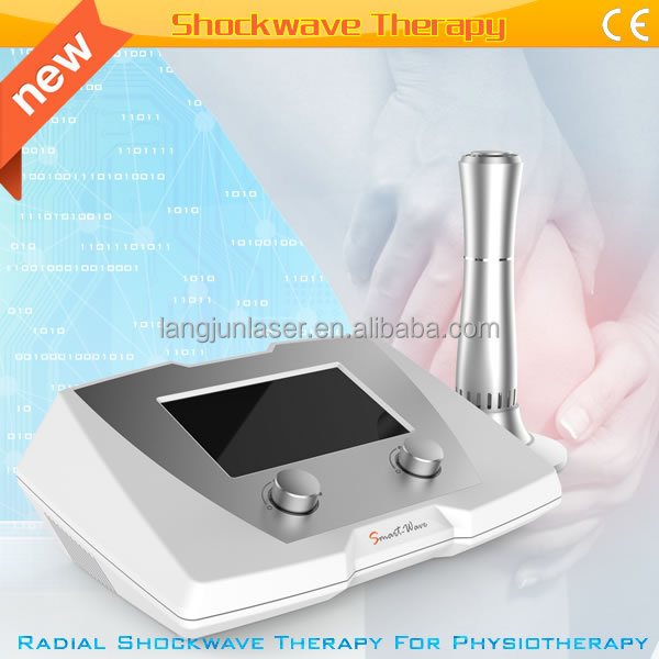 Hot Portable Newest Extracorporeal Shockwave Therpay ED Shock Wave For Sale