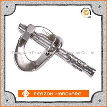 high strength Stainless Steel tension wedge anchor bolts