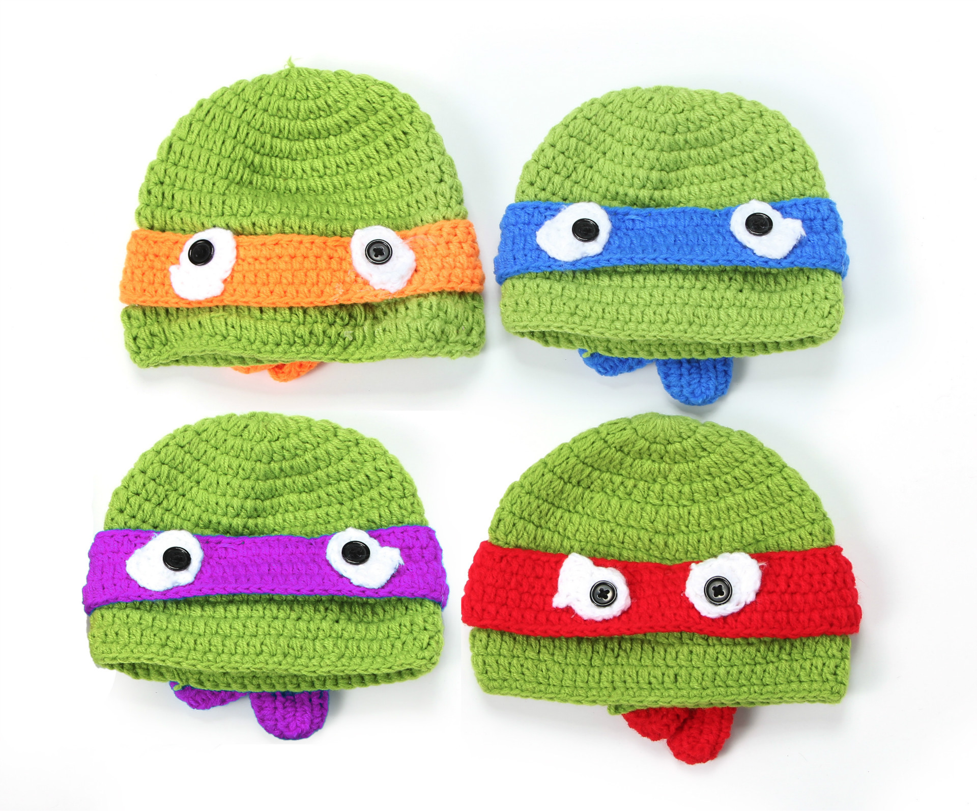Get Quotations · Hand Woven Baby Hat Cartoon Boy Hat Child Knitted Hats Baby  Accessories Baby Photo Props Crochet f7822b9d5c7a