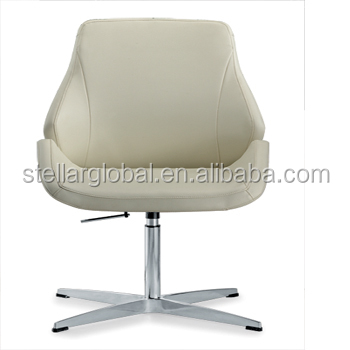 Stellar Latest Design Office Visitor Chairs High Quality Modern Leather Swivel Chair Hot Sale FABRIC +PU Executive chairs