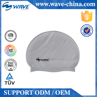 Hot Selling High Quality Modern Style Good Design Adult Polyester Swim Cap