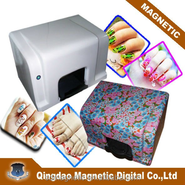HOT beauty salon nail art painter/ nail & flower printer