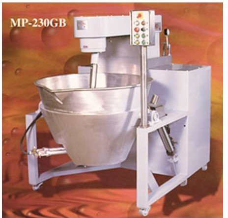 bakery equipment Automatic Cooking Mixer