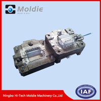 High pressure aluminum die casting mould making
