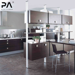 Make To Order pattaya thailand gloss painted doors home furniture mdf kitchen cabinet