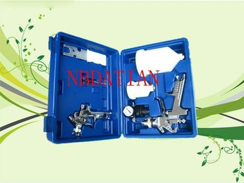 air spray gun H-827 and H-200 case box high quality