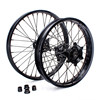Custom made complete motorcycle dirt bike wheels for sale