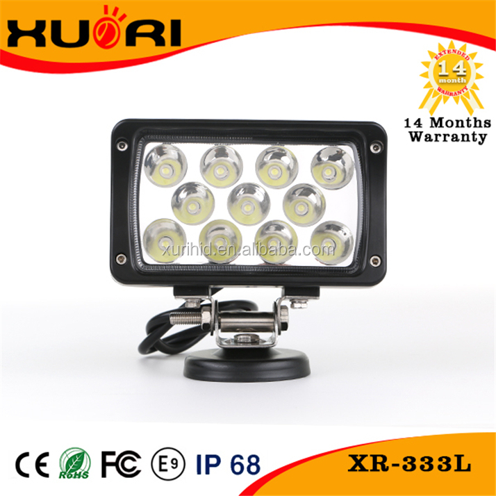 new product LED Car Spotlights, 33w car Driving Light led solar outdoor 33w LED Working Light work lamp led